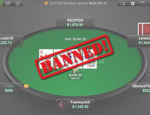 Стоит ли блокировать профили регуляров на площадке 888 Poker?